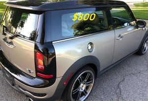 🎁💲8OO For sale URGENTLY 2OO9 Mini cooper . The car has been maintained regularly 🎁v for Sale in Fort Worth, TX
