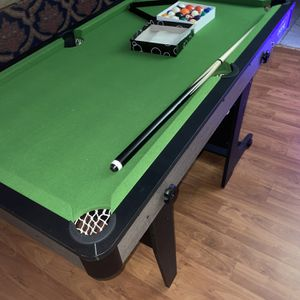 POOL TABLE SET for Sale in Silver Spring, MD