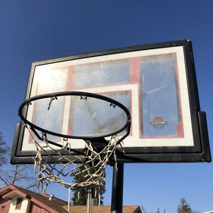 Old Basketball Hoop for Sale in Bakersfield, CA