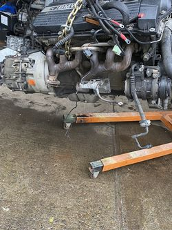 E36 M3 Zf 320 Transmission And Driveline Only for Sale in Clackamas,  OR