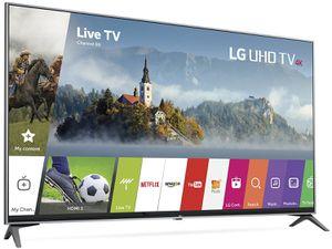 LG- 55 inch, 4K, HDR, Smart T.V. w/ Logitech Z-540 Complete Surround Sound System for Sale in Salt Lake City, UT