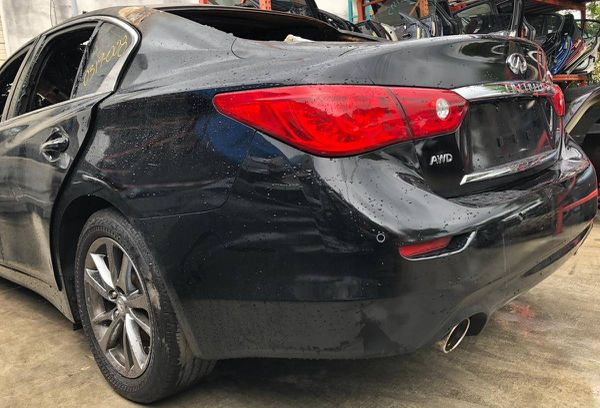 2014-2018 INFINITI Q50 COMPLETE PART OUT