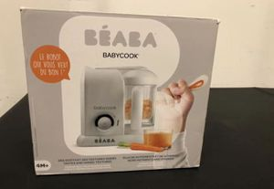 BEABA Babycook 4 in 1 Steam Cooker & Blender for Sale in Hendersonville, TN