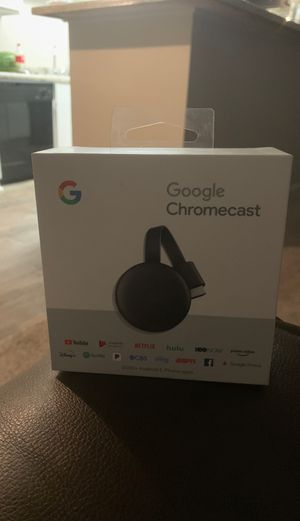 Google Chromecast for Sale in Irving, TX