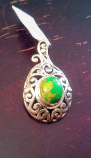 Bali Legacy Turquoise Pendant for Sale in Austin, TX
