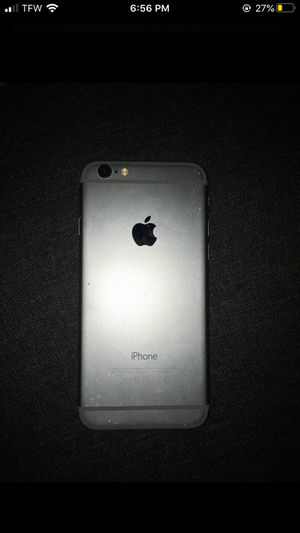 IPhone 6 for Sale in West Mifflin, PA
