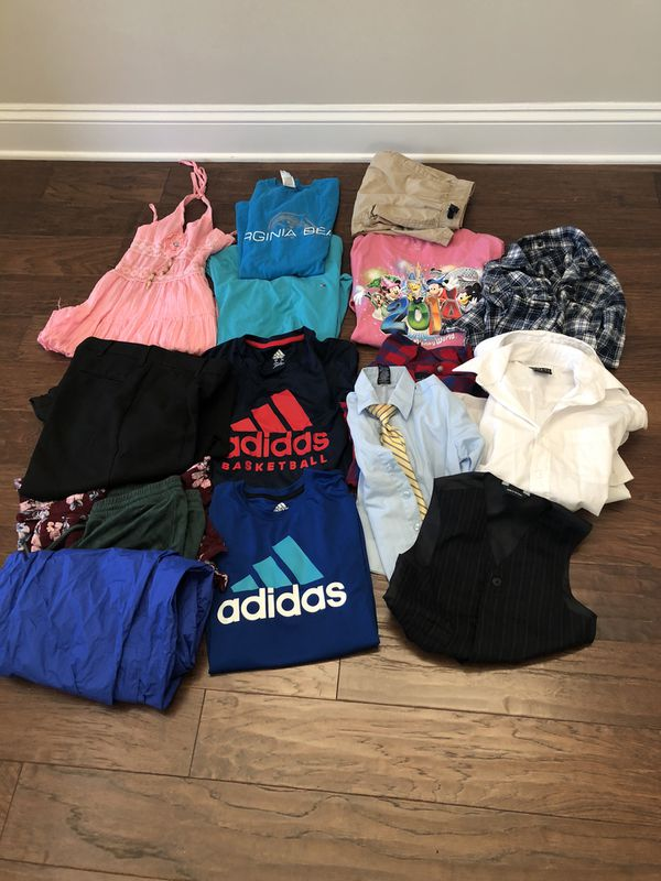 Kids clothes in good condition