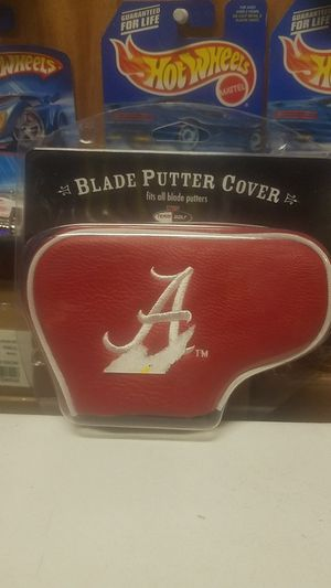 Alabama Golf Blade Putter Cover for Sale in Whittier, CA
