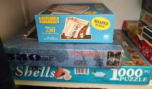Shells, Oceans & Cats Puzzles for Sale in Jacksonville, FL