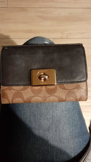 COACH Wallet Used for Sale in Cypress, CA