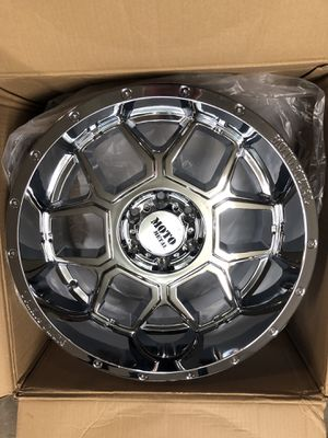 F150 rims. 20x10 for Sale in Mound City, MO