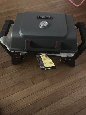 Charbroil portable gas grill for Sale in Raleigh, NC