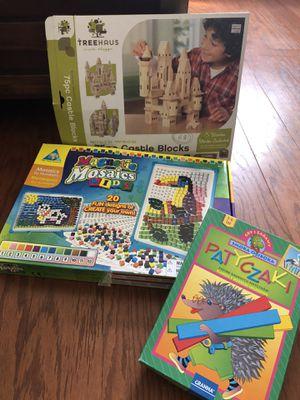 Kids 3 games for Sale in Bradenton, FL