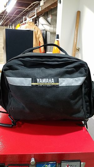 Yamaha/ motorcycle tank or seat bag for Sale in Forest Park, IL