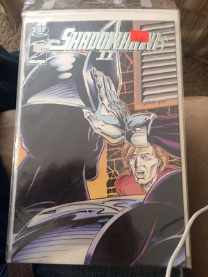 Shadow hawk 2 comic book for Sale in Columbus, OH