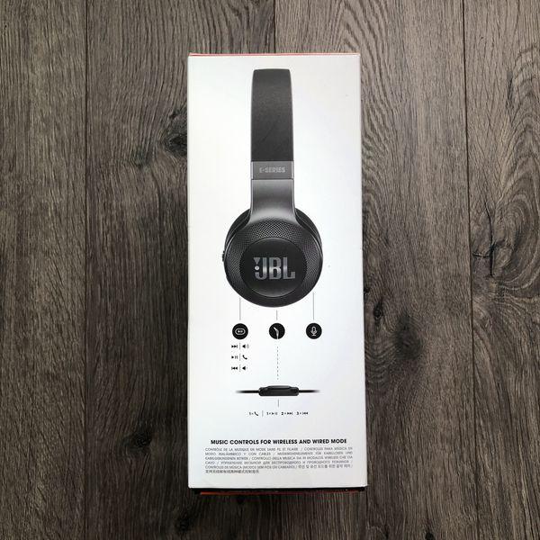 JBL Wireless Headphones (E45BT)