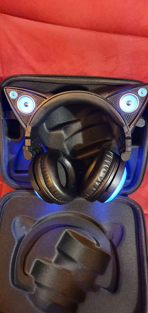 Cat Ear Headphones for Sale for sale  Queens, NY