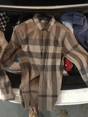 Burberry London Button down for Sale in Cambridge, MA