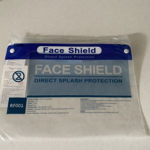 Brand NEW FACE SHIELD SEALED for Sale in Winter Haven, FL