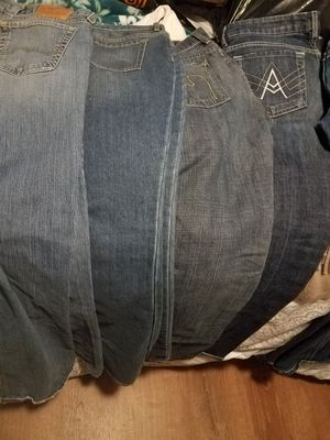 Brand name jeans for Sale in Selma, CA