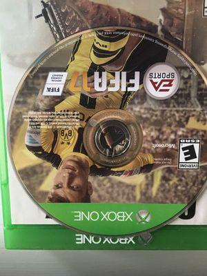 FIFA 17 (Xbox one) for Sale in Ellensburg, WA