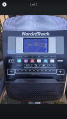 Elliptical machine nordictrack for Sale in Gardena, CA