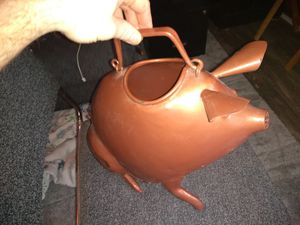 Metal 🐖 flower watering pot. for Sale in West Lafayette, IN