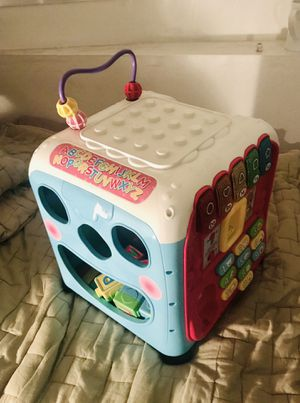 Activity box for toddlers for Sale in Hayward, CA