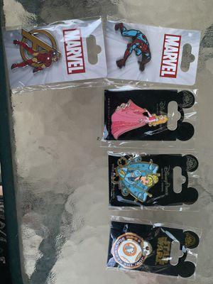Disney pins for Sale in Layton, UT