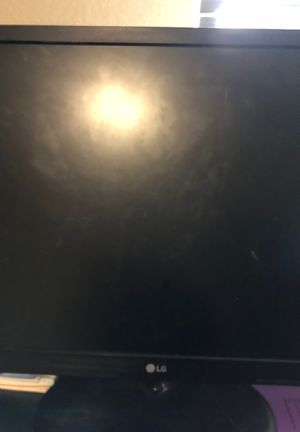 Lg computer monitor for Sale in Round Rock, TX