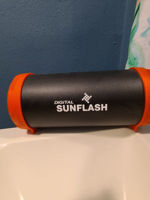 Digital sunflash Bluetooth speaker for Sale in Downey, CA