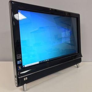 HP ALL IN ONE DESKTOP COMPUTER 🖥 RUNS GOOD UNDER WARRANTY for Sale in Huntington Beach, CA