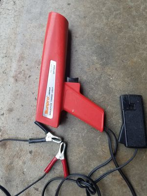 Sunpro inductive timing light $25 for Sale in Tualatin, OR