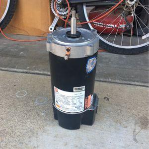 Pool Pump Motor for Sale in Corona, CA