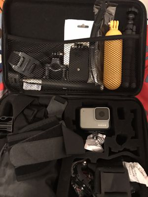 Go pro with accessories for Sale in Beaverton, OR