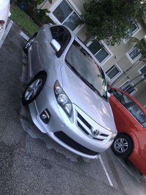 Toyota Corrolla s 2012 for Sale in Homestead, FL