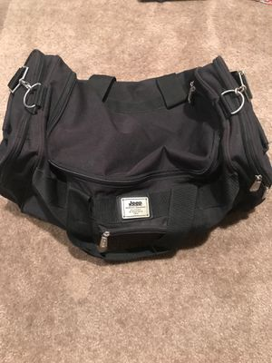 Jeep Duffle Bag for Sale in Spicewood, TX