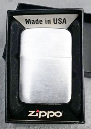 Zippo With Box for Sale in Shelton, WA