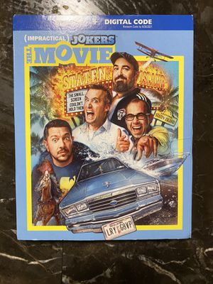 Impractical jokers the movies Blu-ray brand new for Sale in San Diego, CA