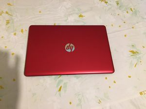 Hp laptop touchscreen for Sale in Fort Lauderdale, FL