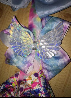 Jojo Siwa bows for Sale in New Providence, PA