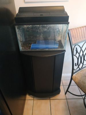 Aquarium and stand for Sale in Orlando, FL