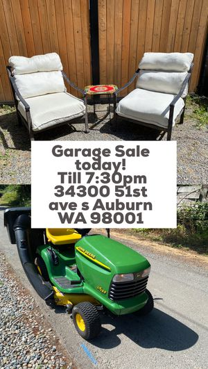 Amazing Outdoor Set for Sale in Federal Way, WA