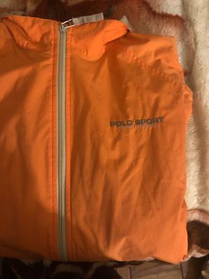 "Ralph Lauren ""Polo Sport"" Windbreaker jacket for Sale in Takoma Park, MD"