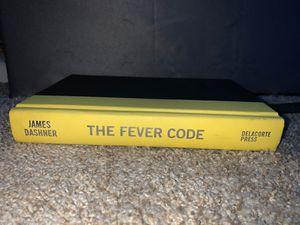 Fever Code: Maze Runner Trilogy for Sale in Seaford, DE