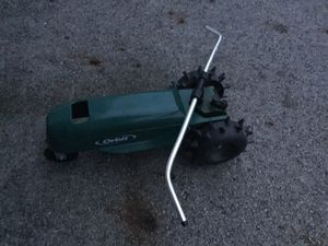 Orbit 58322 traveling tractor yard sprinkler for Sale in Gahanna, OH