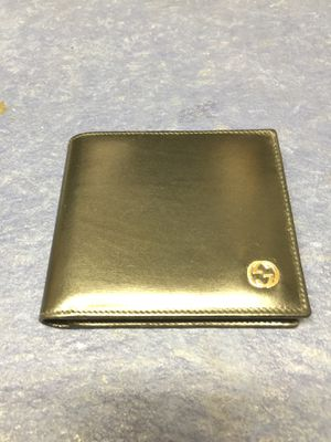 Gucci men's wallet Guaranteed Authentic 100% for Sale in Henderson, NV