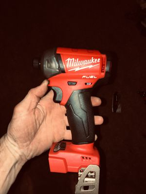 MILWAUKEE FUEL 1/4inch SURGE( TOOL ONLY) for Sale in Moses Lake, WA