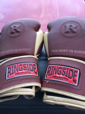 16 oz Ringside boxing gloves for Sale in Portland, OR