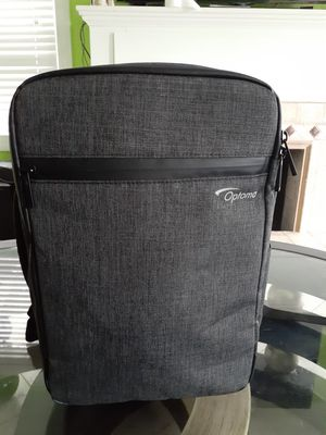 Backpack projector carry case. for Sale in Independence, MO